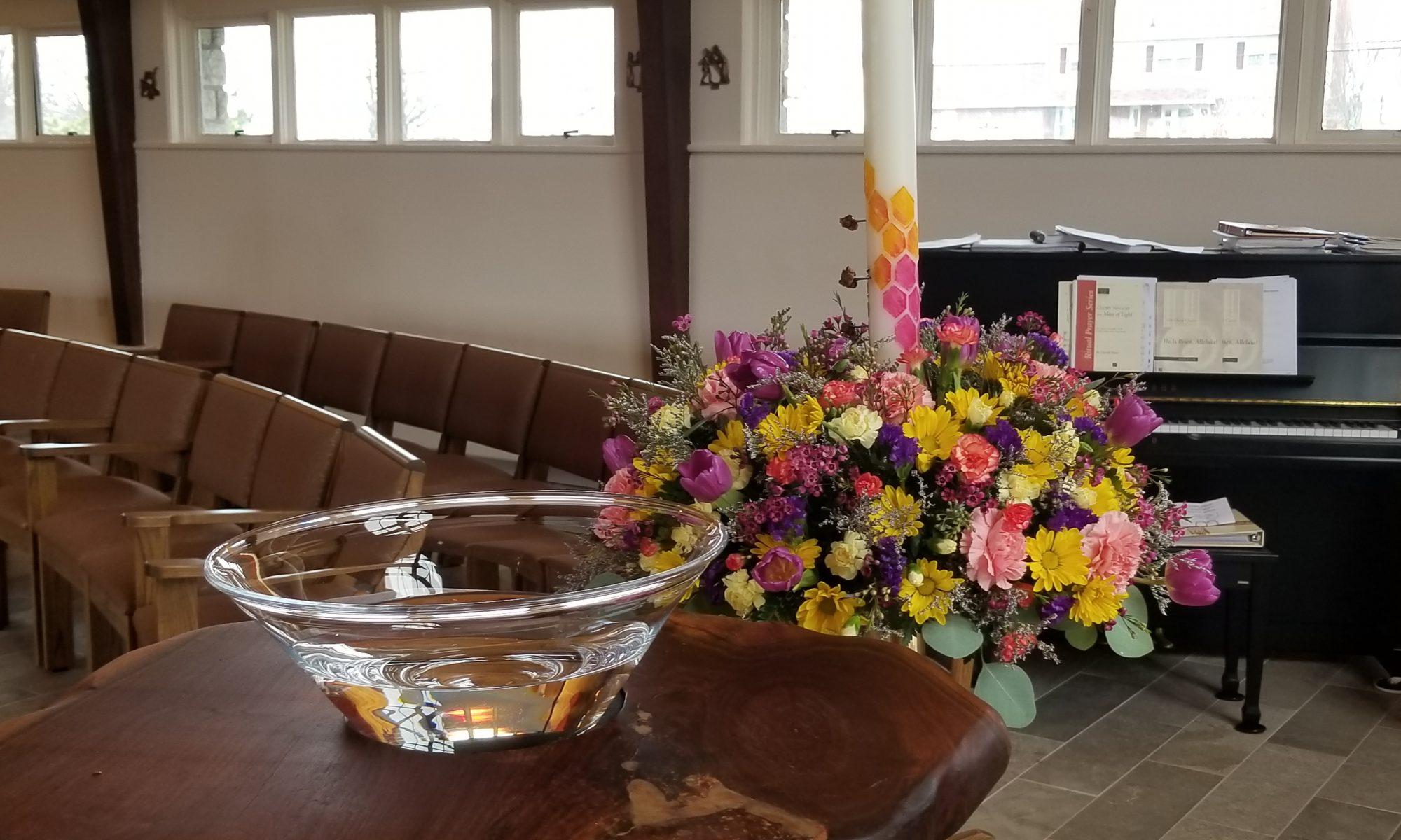 St. Christopher's Episcopal Church   Easter Season - 10:30 AM